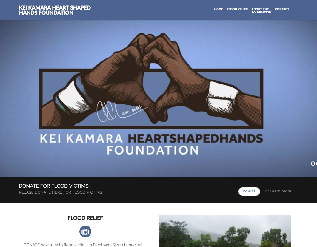 Heart Shaped Hands Foundation CMS Bot