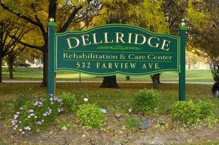 Dellridge Health & Rehabilitation Center  Family Of Caring