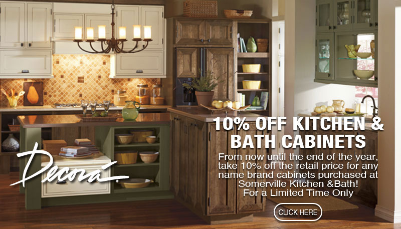 Decora Cabinets | Cabinets | Kitchen & Bath | Bridgewater ...