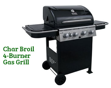 Char Broil 4 Burner Gas Grill Gas Or Charcoal Grills
